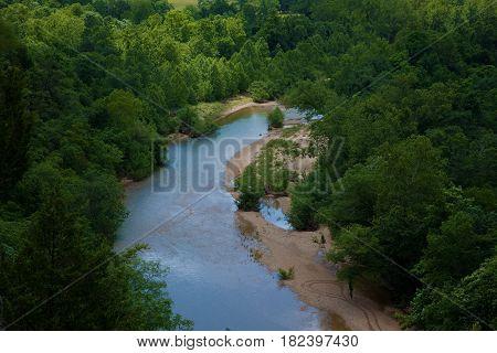 The Black River