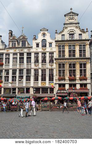 Grote Markt Brussels