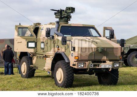 German Army Atf Kmw Dingo 2 Vehicle