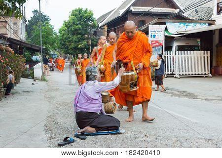 Luang, Prabang, Louangphrabang, City, Laos, Temple, Monastery, Ancient,vintage, Travel, Traveling, T