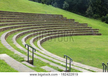 Outdoor Amphitheatre