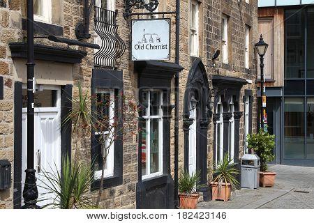Bar In England