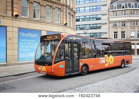 Sheffield Bus Line