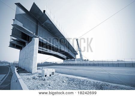 Bridge On Highway