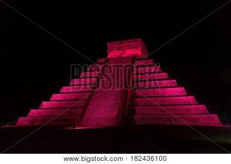 Chichen Itza Pyramid