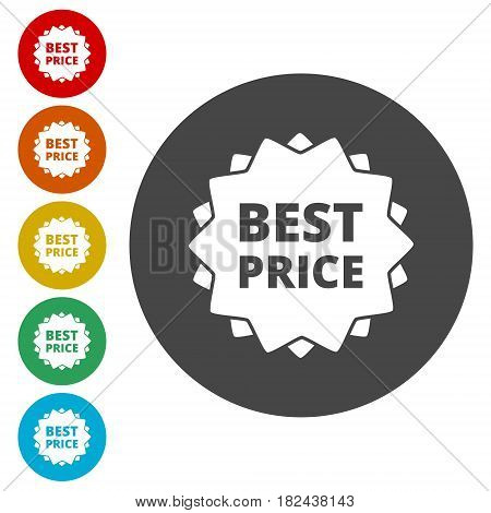Best Price. Vector illustration for your business
