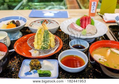 The Kyushu region located in the southwestern part of the Japan which offers many kinds of local dishes as it has an abundance of agricultural and marine products.