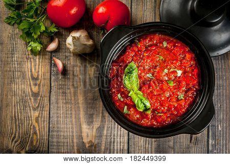 Italian Tomato Sauce Marinara