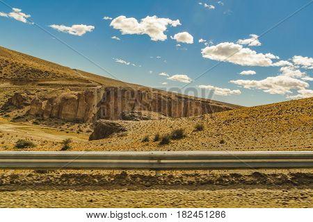 Patagonian Landscape Scene, Argentina