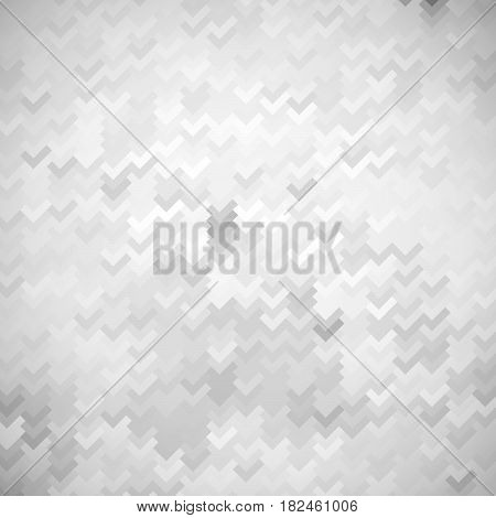 Monochrome Background With Arrows.