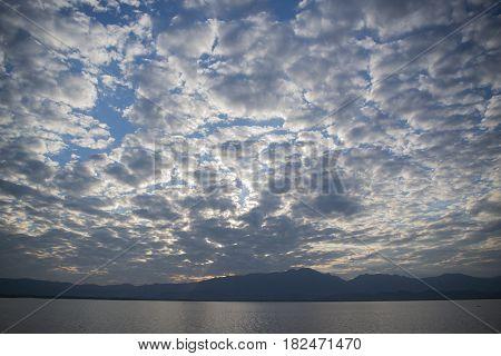 Thailand Phayao Lake Landscape