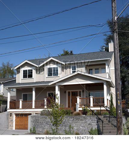 New Residentual House