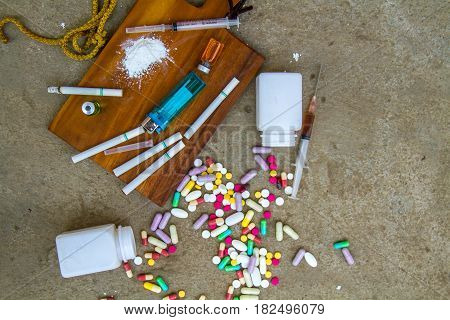 Drugs And Addictions