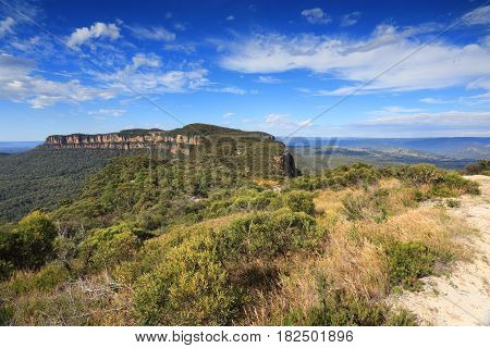 Narrowneck Plateau Blue Mountains Australia