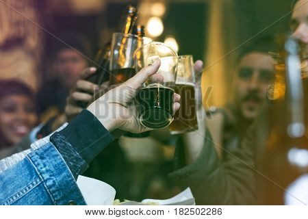 Craft Beer Booze Brew Alcohol Celebrate Refreshment