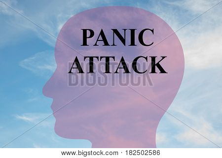 Panic Attack - Mental Concept