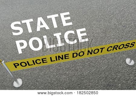 State Police Concept