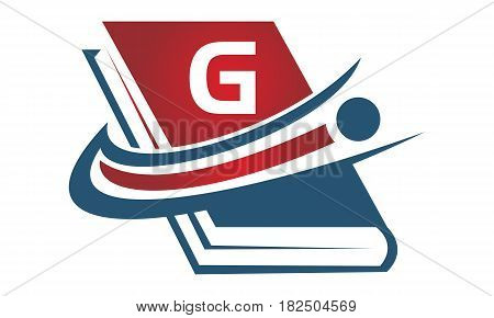 This vector describe about Success Study Solution Initial G