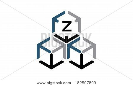This vector describe about Expedition Marketing Initial Z