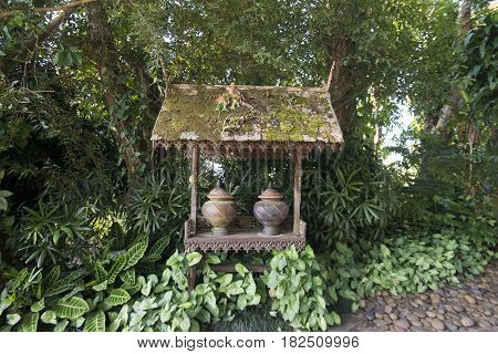 Thailand Chiang Rai Doi Tung Royal Villa