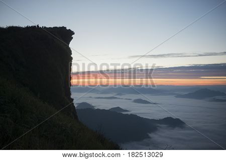 Thailand Chiang Rai Phu Chi Fa