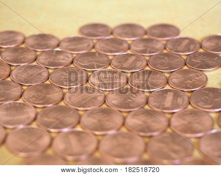 One Cent Dollar Coins, United States