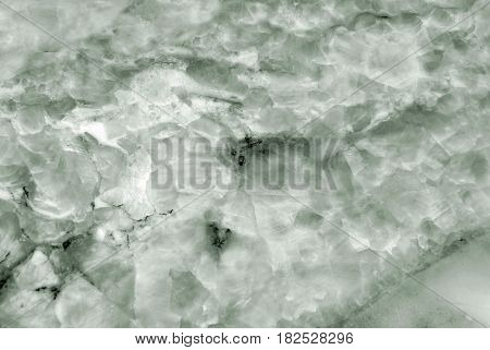 Dark green marble texture background, Detailed genuine marble from nature,