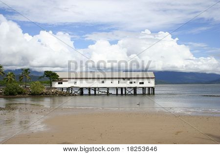 Port Douglas Whart, Queensland Australia
