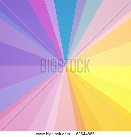 Color Circle Spectrum Mix