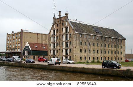 Friesland Franeke rjuly 2016: Warehouse de Factorij