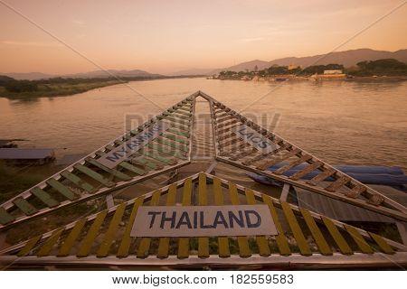 Thailand Chiang Rai Golden Triangle Sop Ruak