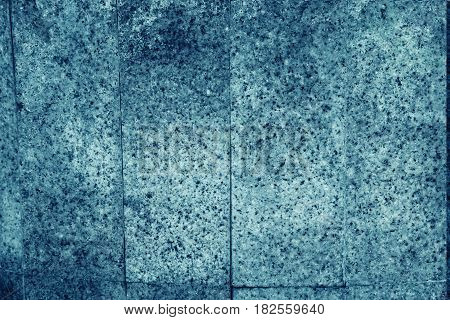 Stone Background Vertical Tiles Of Mottled Blue Granite Igneous Rock Used For Kitchen Worktops Etc