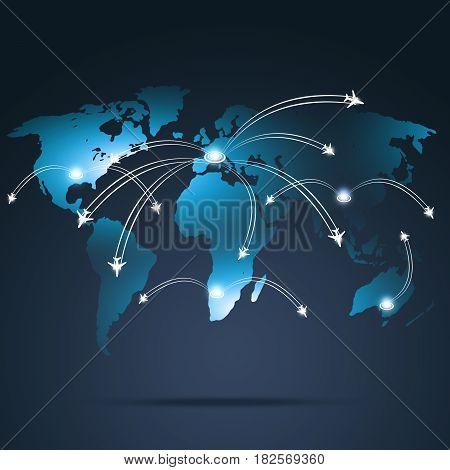 Aviation Global Destinations