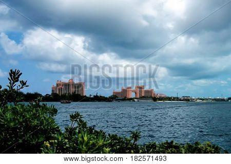 atlantis hotel and resort in the bahamas