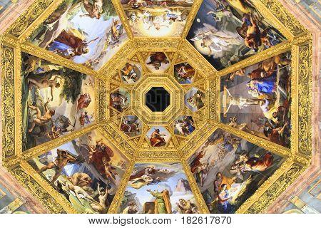 Florence - Medici Chapel