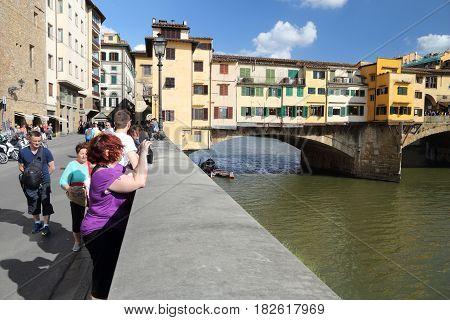 Florence Tourist
