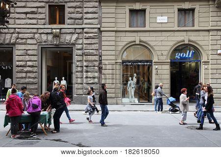 Florence Shops