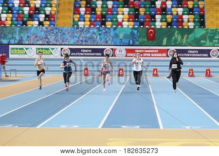 Indoor Olympic Trial Competitions