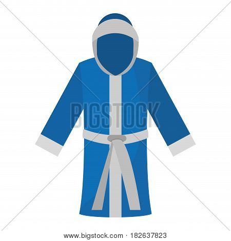 boxing output towell icon vector illustration design