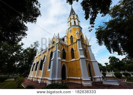 Christian Church In Bang Pa-in, Ayutthaya