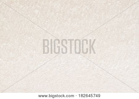 Texture of thermal insulating styrofoam close-up. Structure of cream color polystyrene plastic. For background, design with copy space text or image