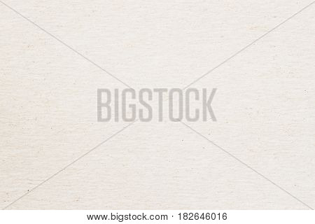 Texture of old Cardboard sheet of paper, background for design with copy space text or image. Recyclable material, Natural rough, has small inclusions of cellulose