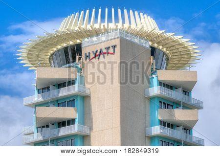 Fort Lauderdale Hyatt Hotel