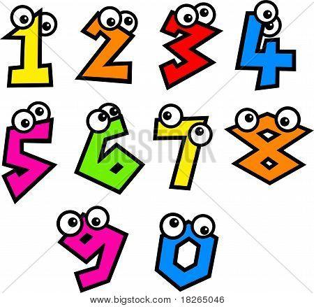 Funky Numbers