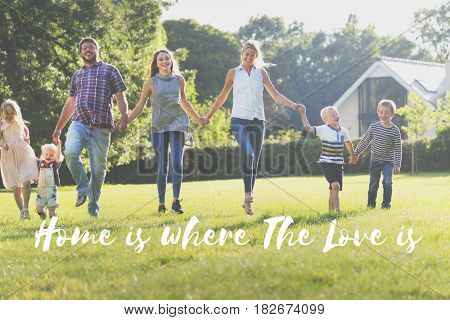 Home Love Living Property Residential Togetherness