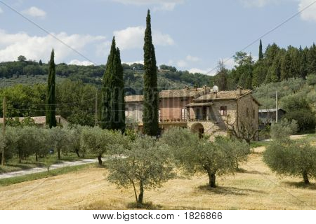 Traditional Italian House