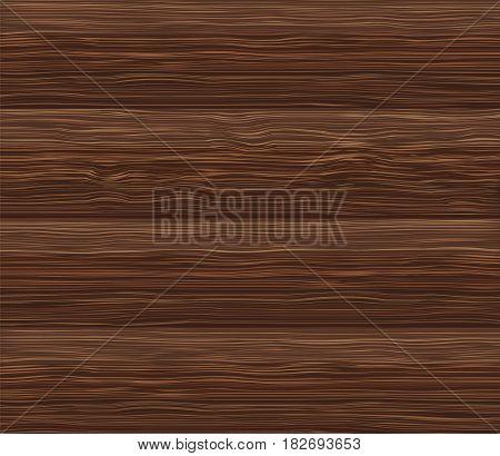 Dark wooden texture. Vector illustration. Parquet element