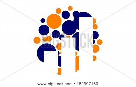 This vector describe about Success Business Coaching Solution Logo