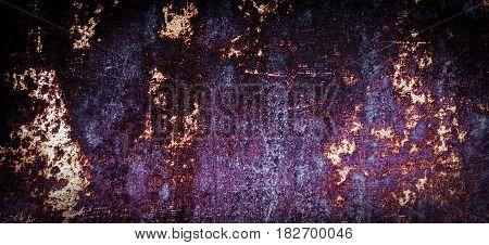 Metal, metal texture, iron metal, rusty metal, abstract metal backgroud, grunge metal texture, old metal, violet