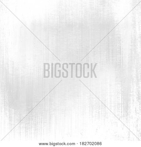 grunge white metal plate